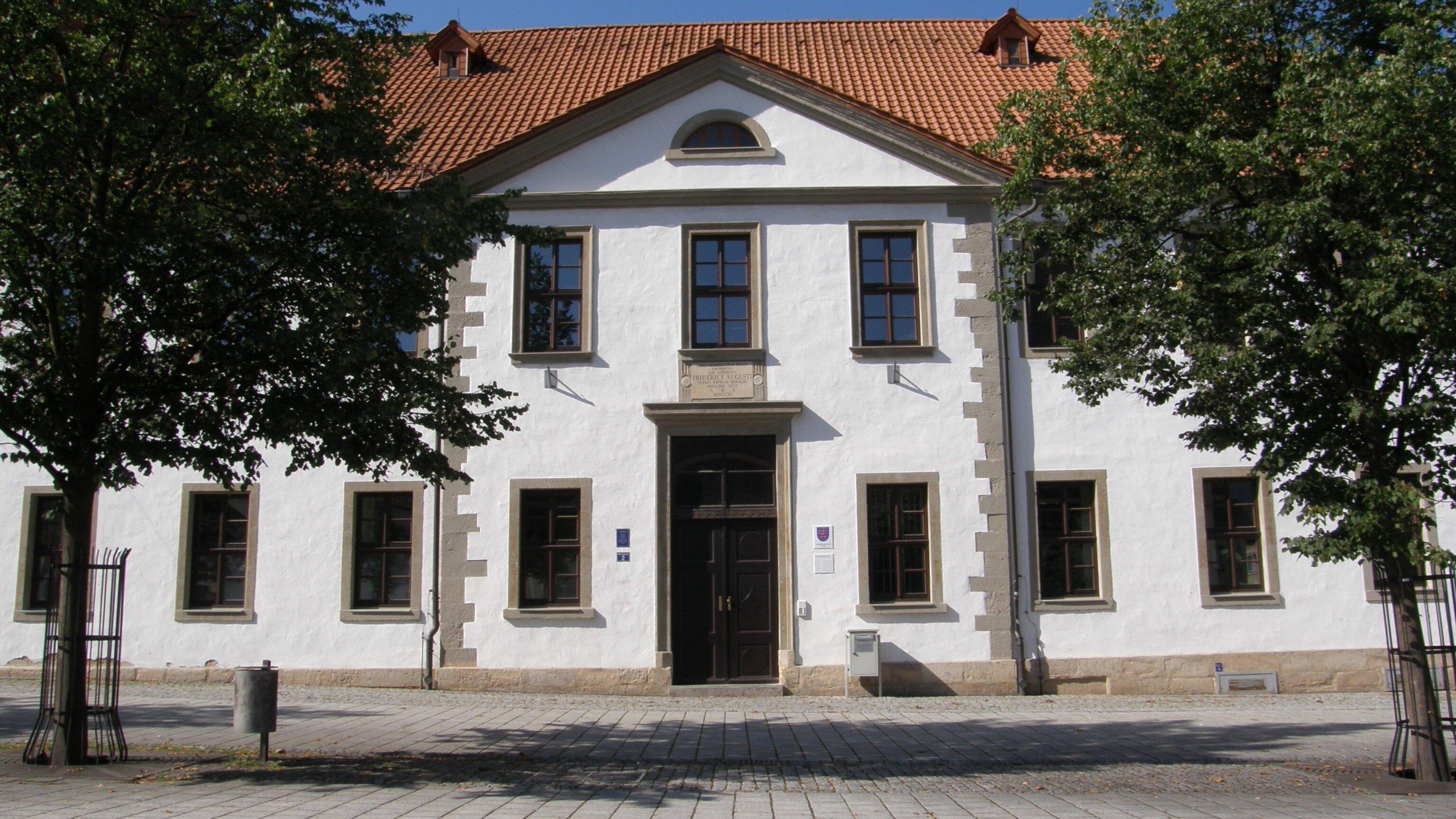 [Bild] Gebäudeansicht Arbeitsgericht Suhl